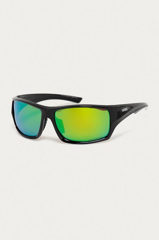zielony Uvex - Okulary przeciwsłoneczne Sportstyle 222 Unisex