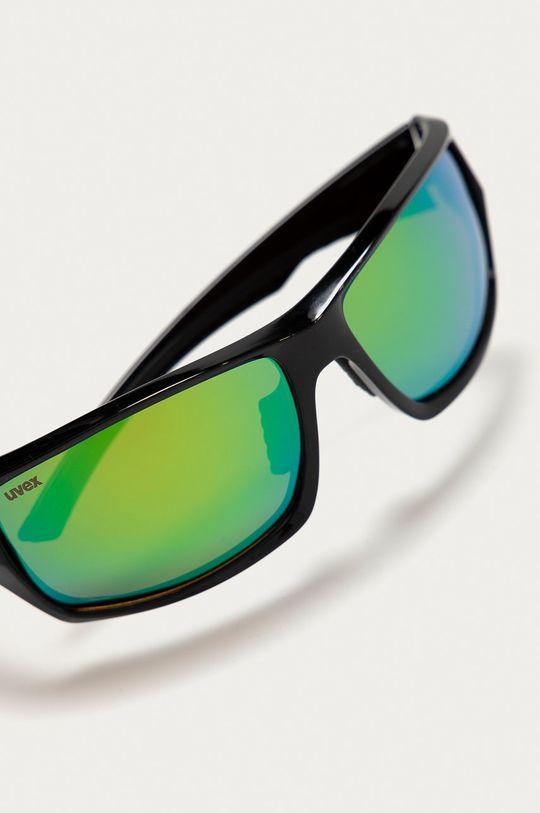 zielony Uvex - Okulary przeciwsłoneczne Sportstyle 222