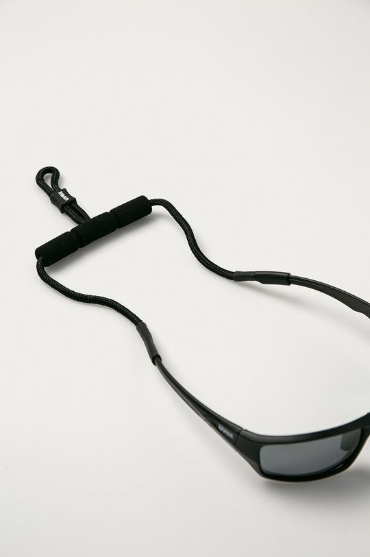 czarny Uvex - Okulary przeciwsłoneczne Sportstyle 222