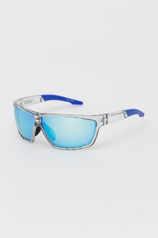 průhledná Uvex - Brýle 53.2.006 Unisex