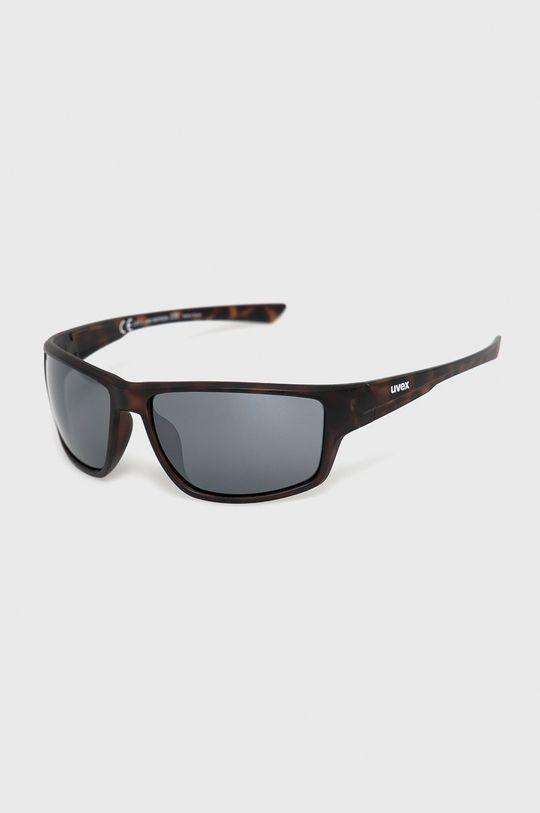 zlatohnedá Uvex - Slnečné okuliare Unisex