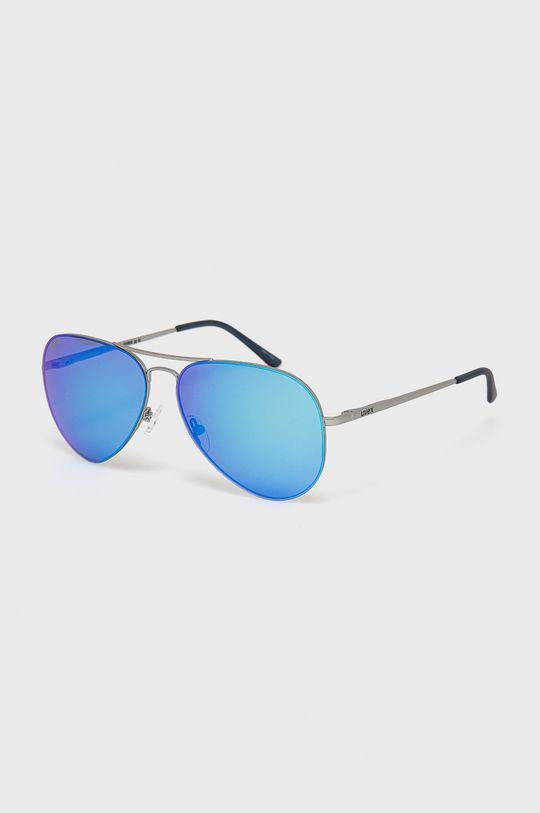 niebieski Uvex - Okulary przeciwsłoneczne Lgl 45 Unisex