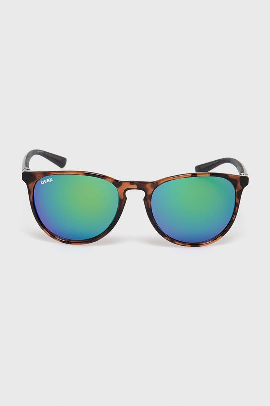 Uvex - Okulary Lgl 43 czarny