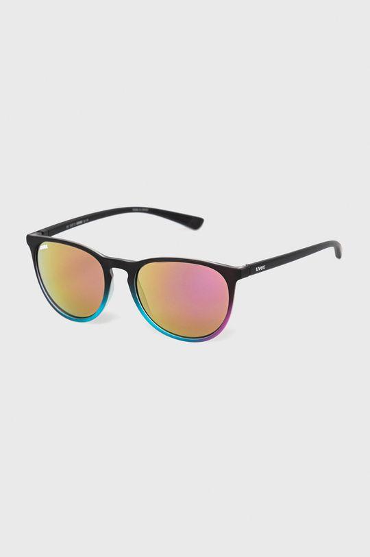 multicolor Uvex - Okulary Lgl 43 Unisex