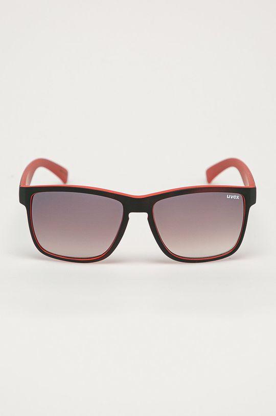 Uvex - Okulary przeciwsłoneczne LGL 39 czerwony