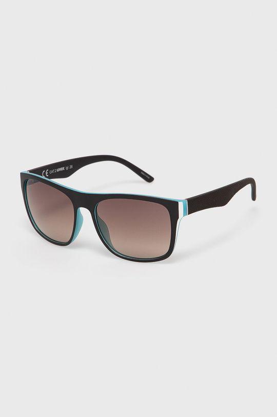 černá Uvex - Sluneční brýle Lgl 26 Unisex