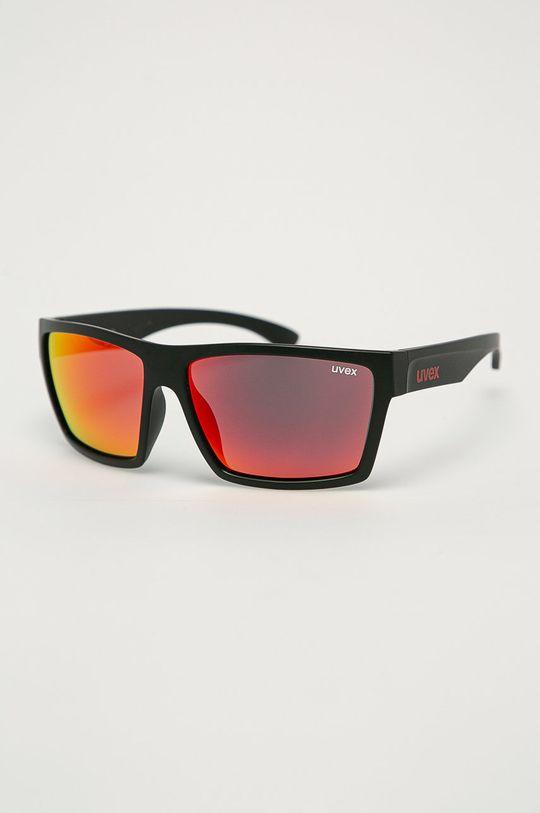 czerwony Uvex - Okulary przeciwsłoneczne LGL 29 Unisex
