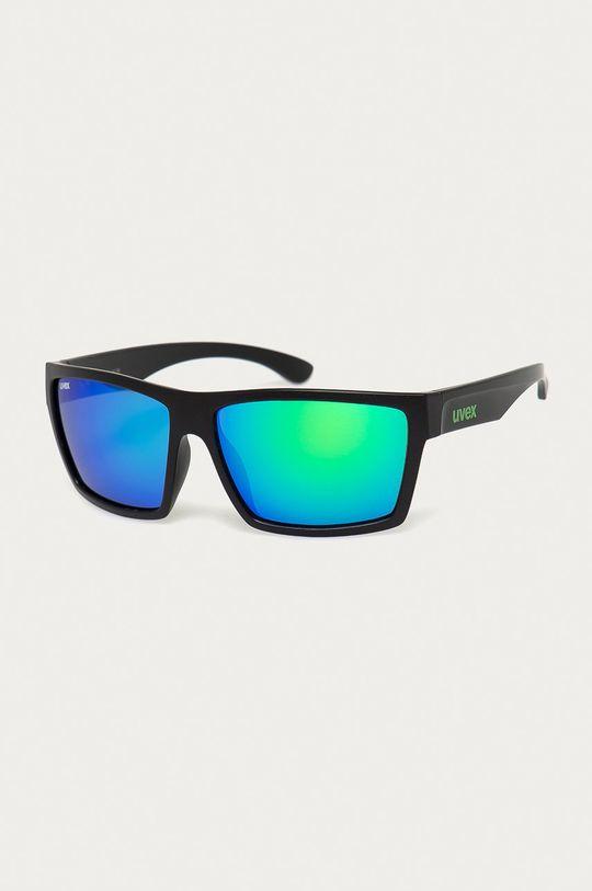 czarny Uvex - Okulary przeciwsłoneczne LGL 29 Unisex