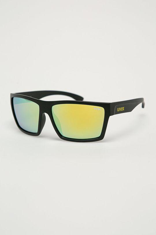 černá Uvex - Sluneční brýle LGL 29 Unisex