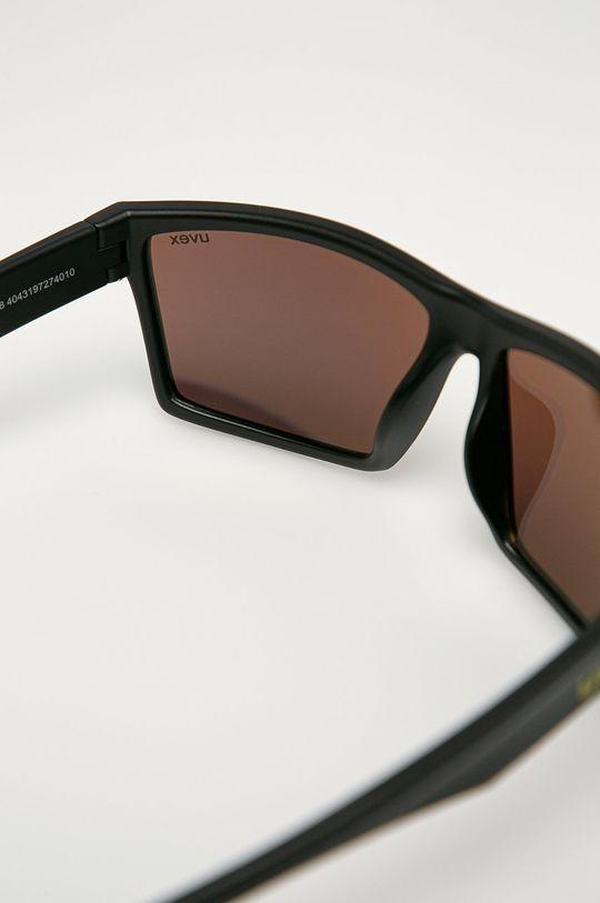 černá Uvex - Sluneční brýle LGL 29