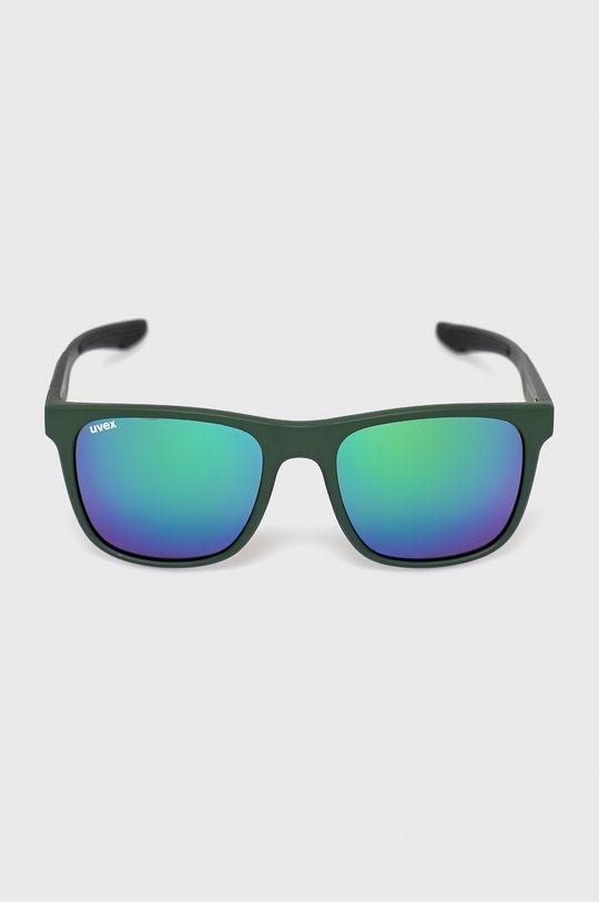 Uvex - Okulary przeciwsłoneczne LGL 42 zielony