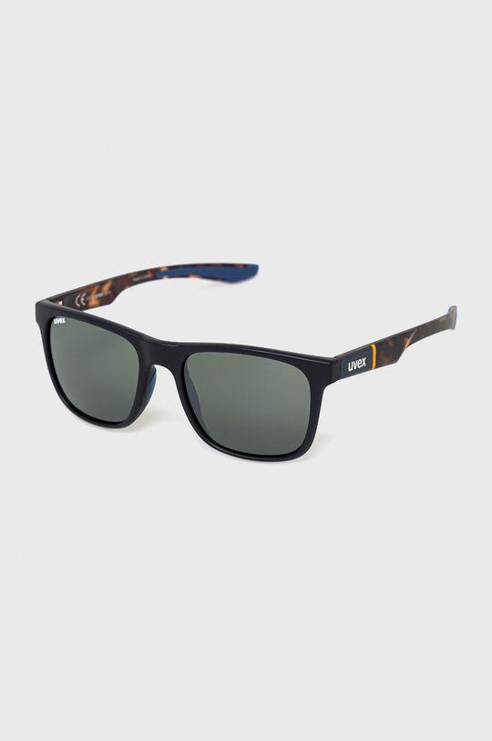 zlatohnedá Uvex - Slnečné okuliare LGL 42 Unisex