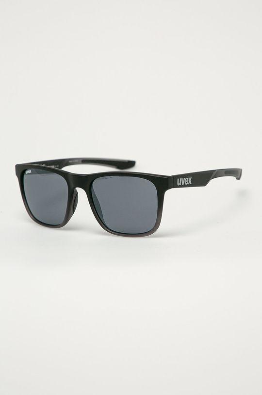 černá Uvex - Sluneční brýle LGL 42 Unisex