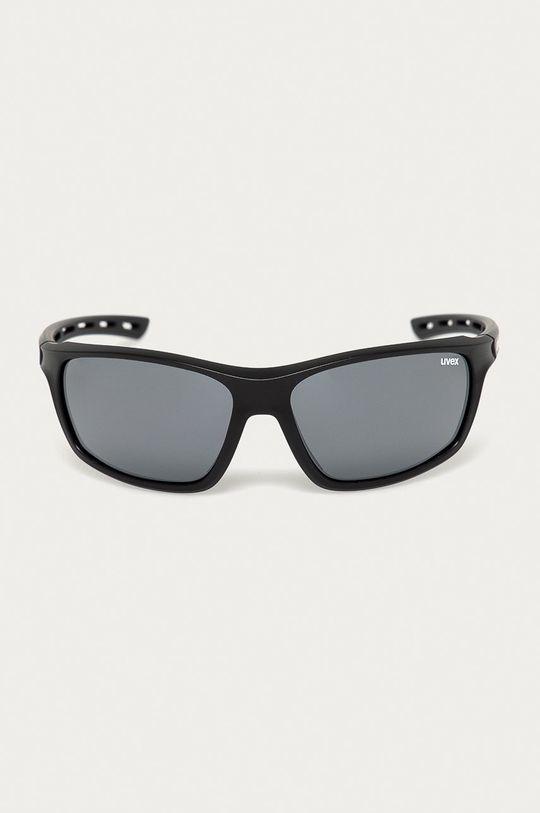 Uvex - Okulary przeciwsłoneczne Sportstyle 229 czarny