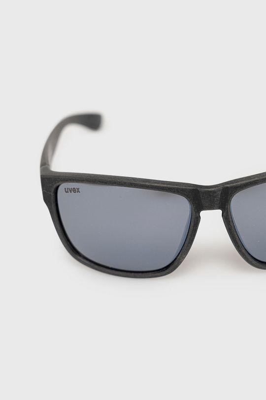Uvex - Slnečné okuliare sivá