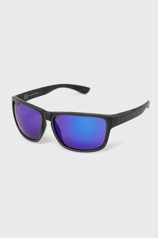czarny Uvex - Okulary przeciwsłoneczne Unisex