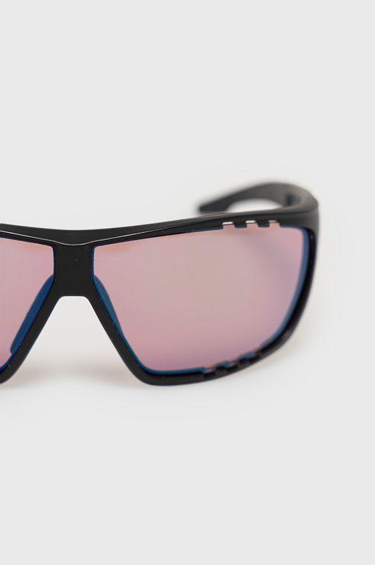Uvex - Okulary przeciwsłoneczne czarny