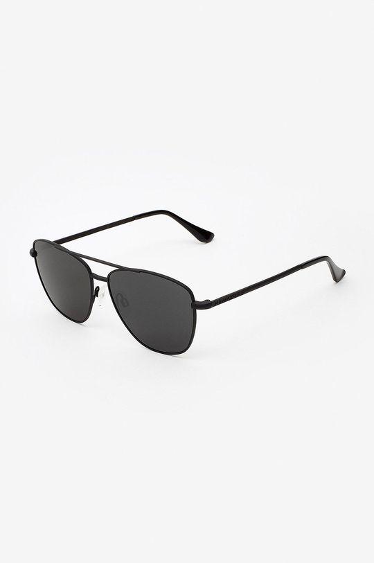 czarny Hawkers - Okulary BLACK DARK LAX Unisex