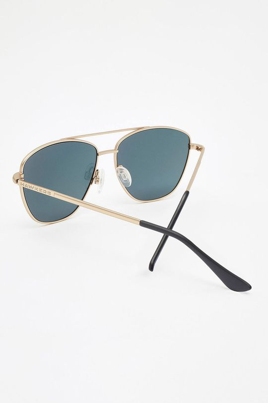 Hawkers - Okulary GOLD ROSE GOLD LAX Materiał syntetyczny, Metal