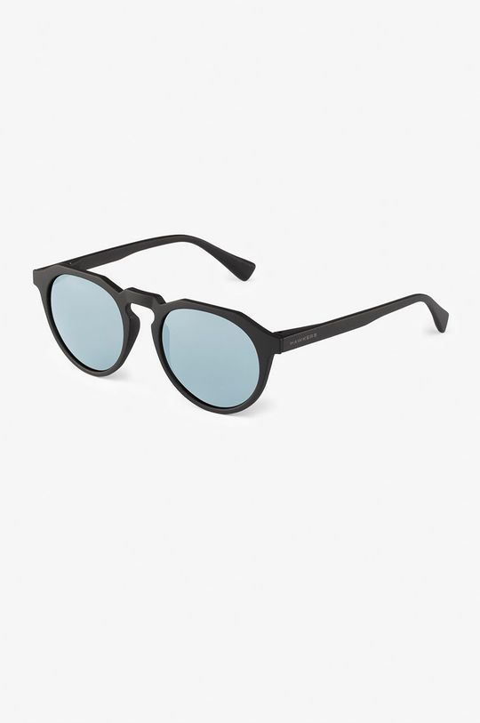 szary Hawkers - Okulary CARBON BLACK CHROME WARWICK Unisex
