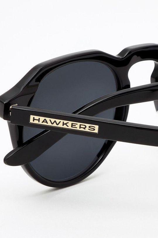 Hawkers - Okulary BLACK DARK WARWICK Materiał syntetyczny