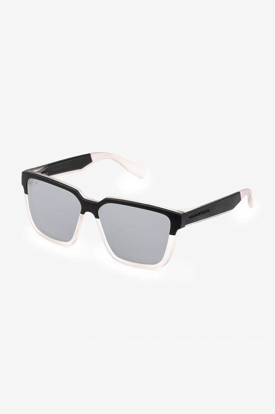 šedá Hawkers - Brýle BLACK FROZEN CHROME MOTION Unisex