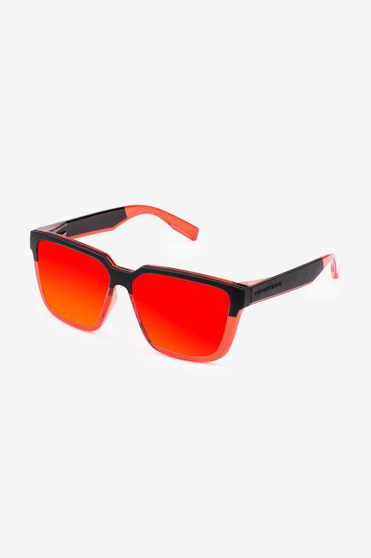 czerwony Hawkers - Okulary RED CRYSTAL RUBY MOTION Unisex