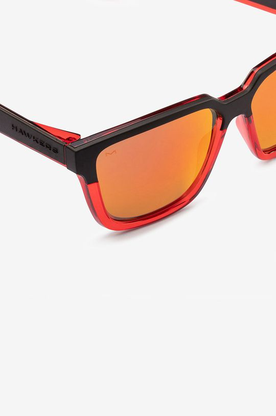Hawkers - Okulary RED CRYSTAL RUBY MOTION Materiał syntetyczny