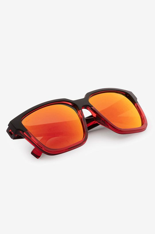 Hawkers - Okulary RED CRYSTAL RUBY MOTION Unisex