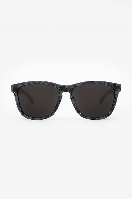 Hawkers - Okulary HAKWERS X MESSI CAMO BLACK czarny