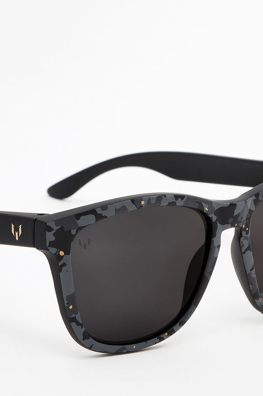 Hawkers - Okulary HAKWERS X MESSI CAMO BLACK Materiał syntetyczny