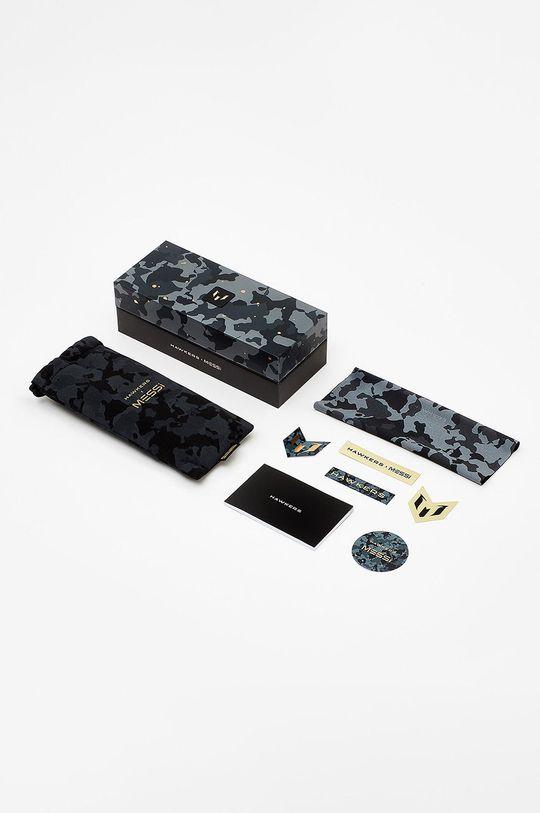 Hawkers - Okulary MESSI CARBON BLACK CHROME Unisex