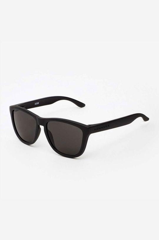 czarny Hawkers - Okulary przeciwsłoneczne CARBON BLACK DARK ONE Unisex