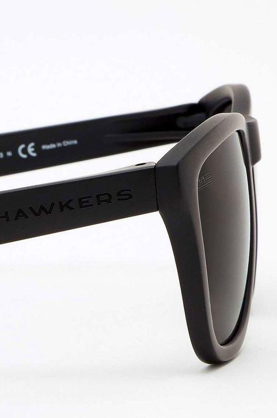 Hawkers - Okulary przeciwsłoneczne CARBON BLACK DARK ONE Materiał syntetyczny
