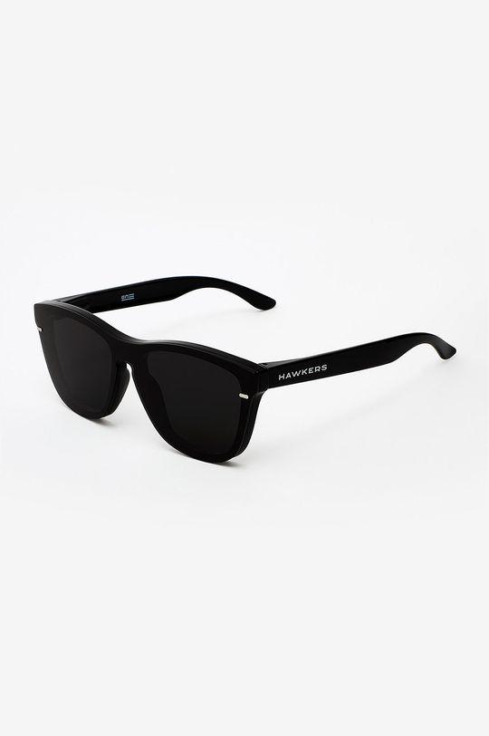 czarny Hawkers - Okulary przeciwsłoneczne DARK VENOM ONE HYBRID Unisex