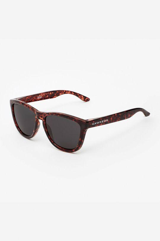 brązowy Hawkers - Okulary przeciwsłoneczne CAREY DARK ONE Unisex