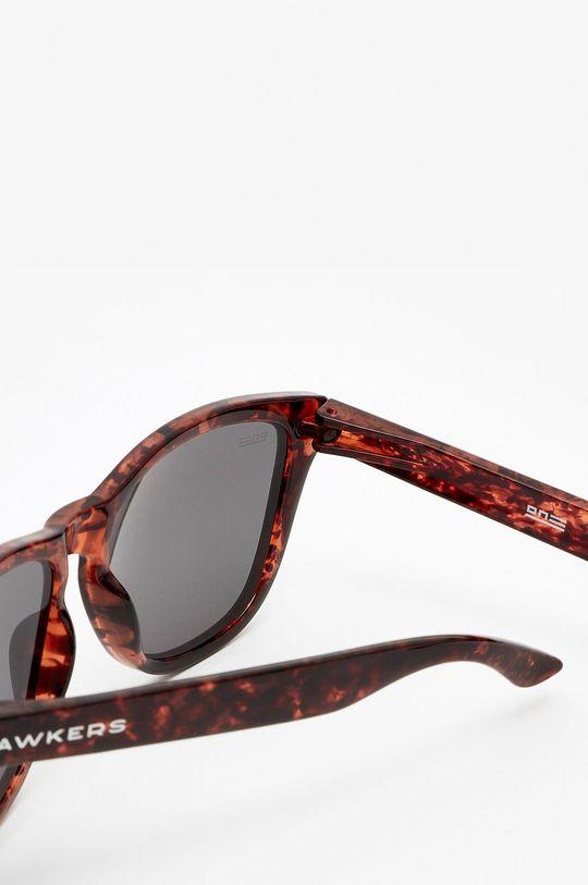 Hawkers - Okulary przeciwsłoneczne CAREY DARK ONE Materiał syntetyczny