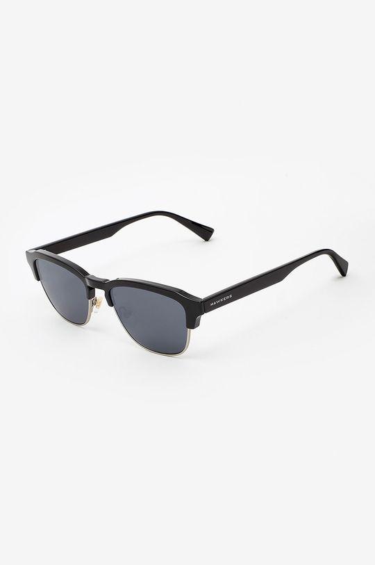 czarny Hawkers - Okulary przeciwsłoneczne DIAMOND BLACK DARK CLASSIC Unisex