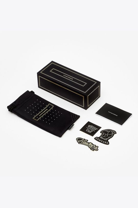 czarny Hawkers - Okulary przeciwsłoneczne DIAMOND BLACK DARK CLASSIC