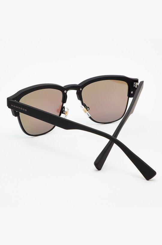 morski Hawkers - Okulary przeciwsłoneczne RUBBER BLACK CLEARBLUE CLASSIC