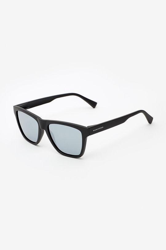 czarny Hawkers - Okulary przeciwsłoneczne CARBON BLACK CHROME ONE Unisex