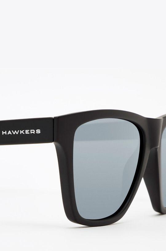 Hawkers - Okulary przeciwsłoneczne CARBON BLACK CHROME ONE Materiał syntetyczny