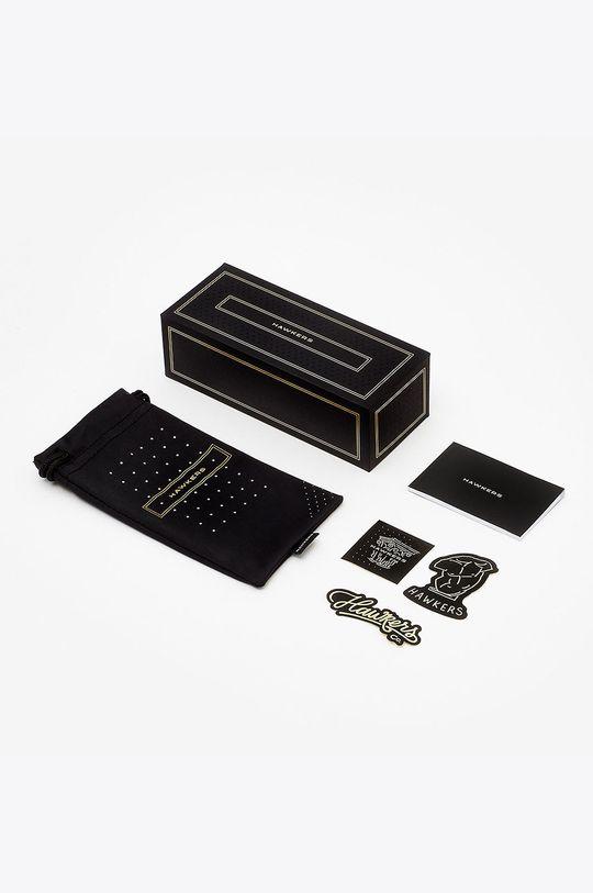 czarny Hawkers - Okulary przeciwsłoneczne CARBON BLACK CHROME ONE