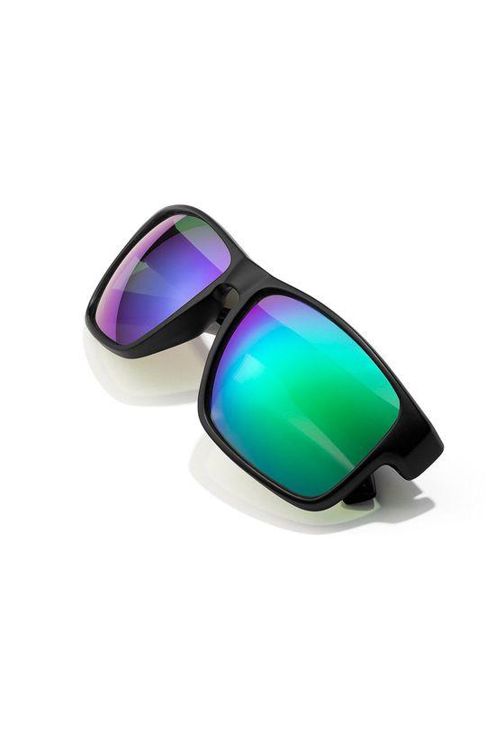Hawkers - Okulary przeciwsłoneczne BLACK EMERALD FASTER Materiał syntetyczny