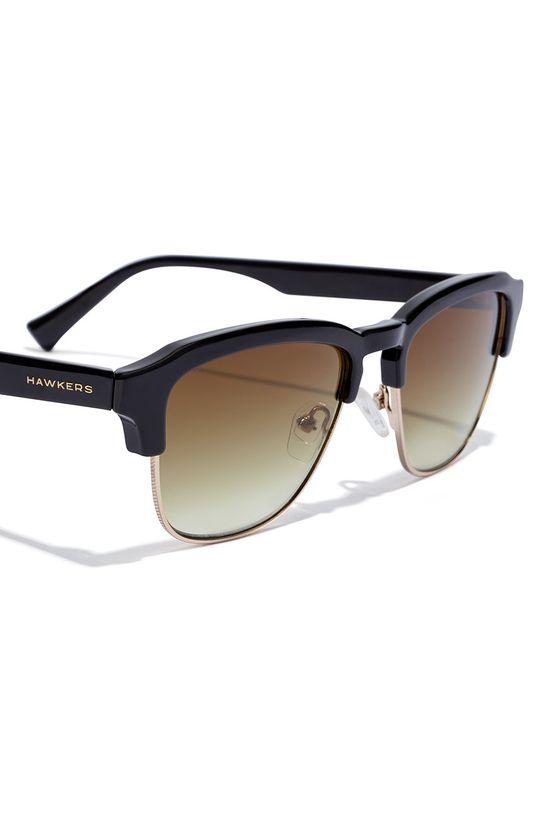 Hawkers - Slnečné okuliare NEW CLASSIC - BROWN  Syntetická látka, Kov