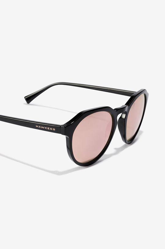 Hawkers - Slnečné okuliare BLACK ROSE GOLD WARWICK XS  Syntetická látka
