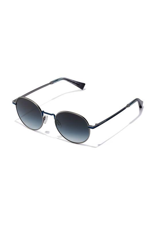 strieborná Hawkers - Slnečné okuliare SILVER BLUE GRADIENT MOMA Unisex