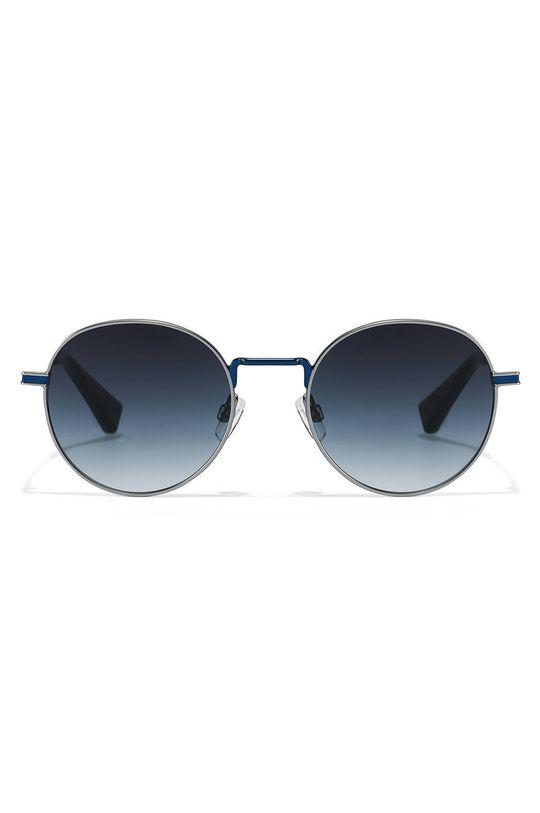 Hawkers - Slnečné okuliare SILVER BLUE GRADIENT MOMA strieborná
