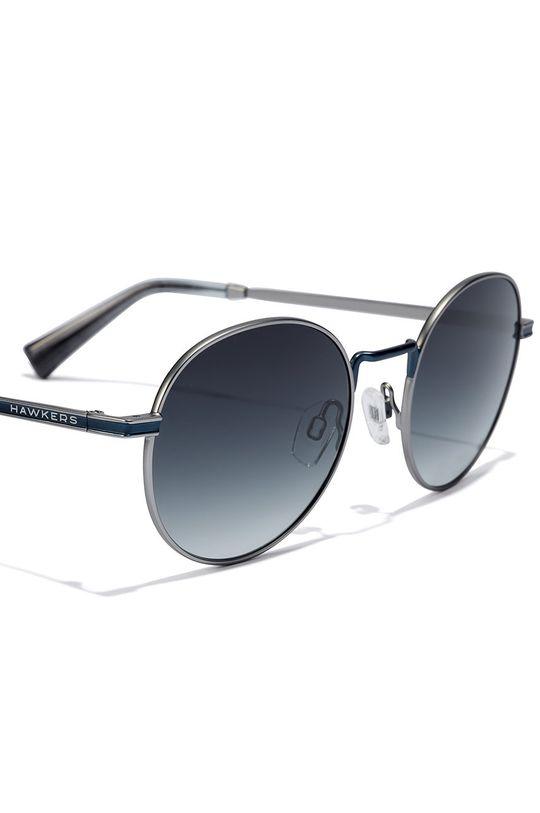 Hawkers - Slnečné okuliare SILVER BLUE GRADIENT MOMA  Syntetická látka, Kov