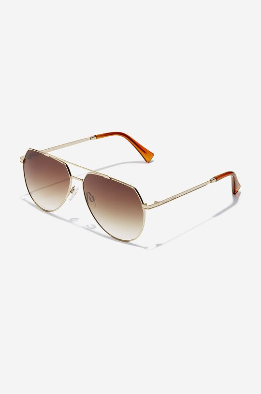 złoty brąz Hawkers - Okulary przeciwsłoneczne SHADOW - BROWN Unisex